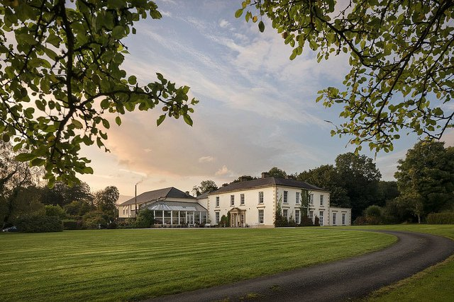 castle grove country house hotel, Ireland's bluebook hotel, georgian country house hotel, letterkenny, county donegal, ireland