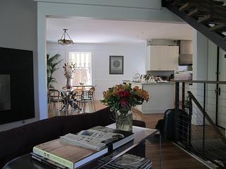 Chanric Inn kitchen