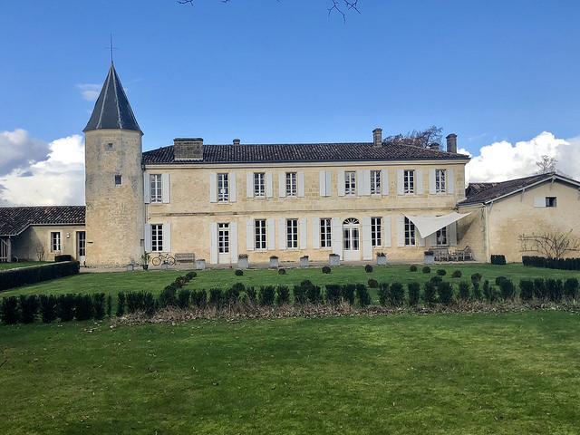 chateau corbin, grand cru classe, family estate, saint emilion, france, winery
