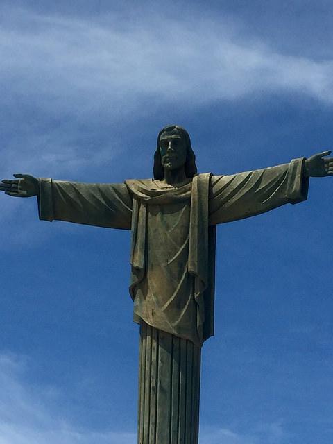 christ the redeemer, mt. isabel de torres, puerto plata, dominican republic