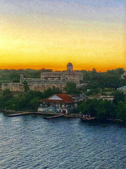jagua castle, jagua fortress, cienfuegos bay, 5 things to do in cienfuegos cuba