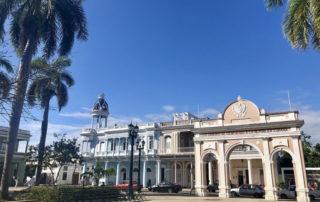 palacio de ferrer, cienfuegos, cuba, 5 things to do in cienfuegos cuba, colonial buildings, josi marti square