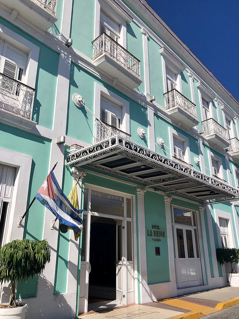 la union hotel, union hotel, 5 things to do in cienfuegos cuba