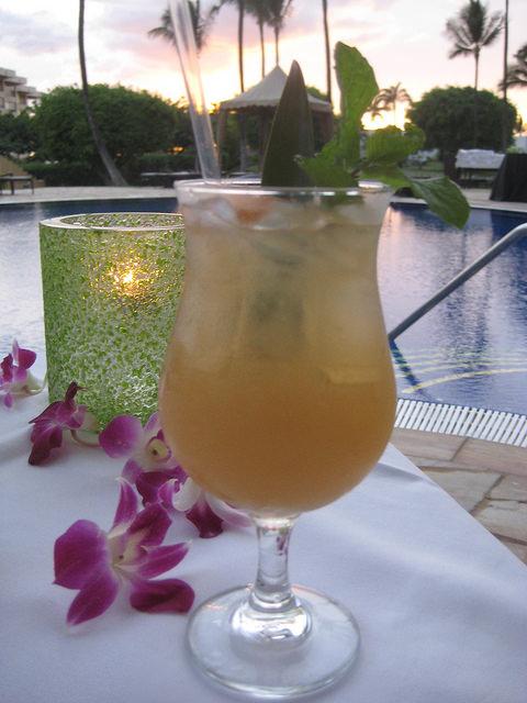 Flavors of Aloha, cocktail, Hawaii