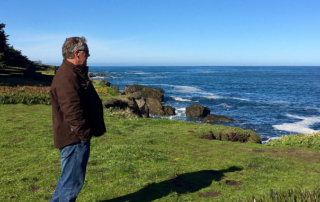cory brown, bushman agricola jacket, bushman jacket, bushman waterproof jacket, mendocino, mackerricher beach