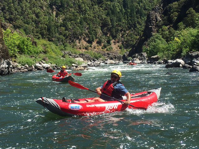 cory brown, rogue river, row adventures, kayak, southern oregon, oregon, river, whitewater