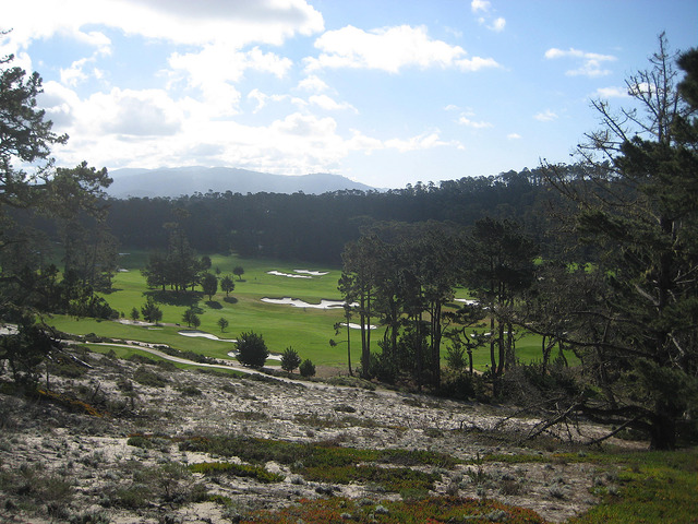 best things to do in monterey, cypress point golf course, golfing in monterey, cypress point golf club