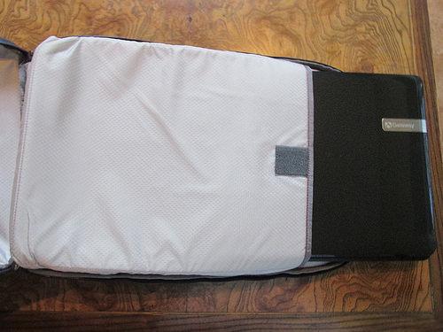 Tsa-friendly computer bag, daypack