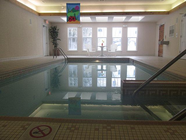 Eagle Harbor Inn pool Door County Wisconsin & Eagle Harbor Inn Door County Delight - Nancy D Brown