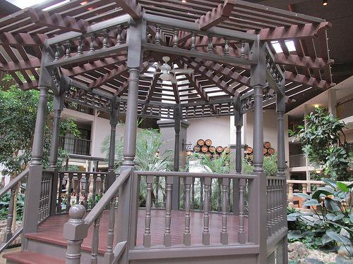 """""""Embassy Suites Napa Valley"""", atrium"""
