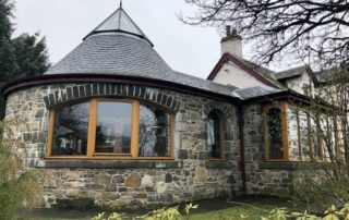 errichel house thyme restaurant, aberfeldy bed & breakfast, aberfeldy scottish highlands hotel