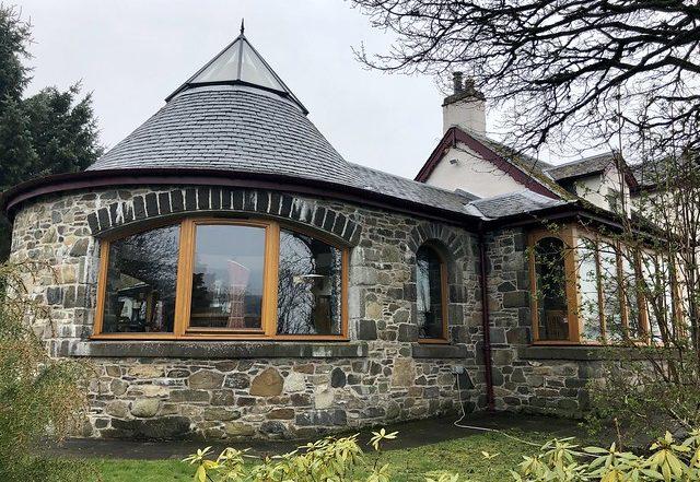 errichel house thyme restaurant, aberfeldy bed & breakfast, aberfeldy scottish highlands hotel
