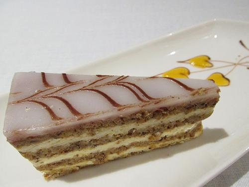 Esterhazy cake, Viking longship, Viking River Cruises