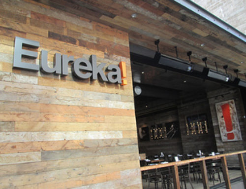 A Review of Eureka Burger in Downtown Berkley