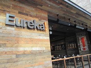 Eureka restaurant, Berkeley