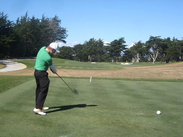 evan d. brown, golf review, bayonet black horse golf course, seaside, california, monterey bay