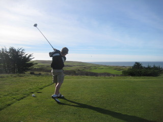 Evan Brown Half Moon Bay Ocean Course