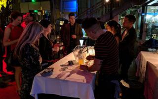 exploratorium, san francisco, california, science of cocktails, happy hour, cocktails, museum, california, pier