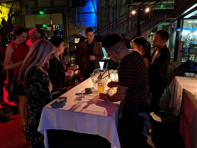 exploratorium, san francisco, california, science of cocktails, happy hour, cocktails, museum, california, pier 15