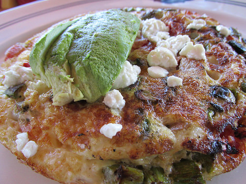 frittata, Proof restaurant, Four Seasons Resort Scottsdale at Troon North