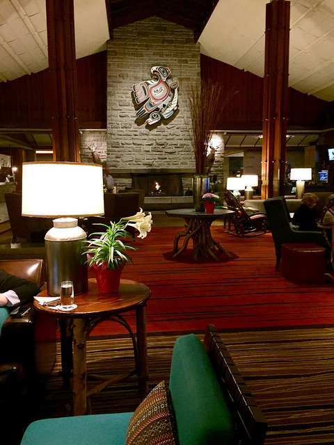review fairmont jasper park lodge canada nancy d brown