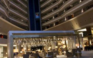 fairmont rey juan carlos 1, barcelona hotel, spain