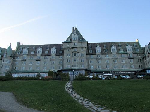 Fairmont Le Manoir Richelieu, hotel, Charlevoix, Quebec, Canada