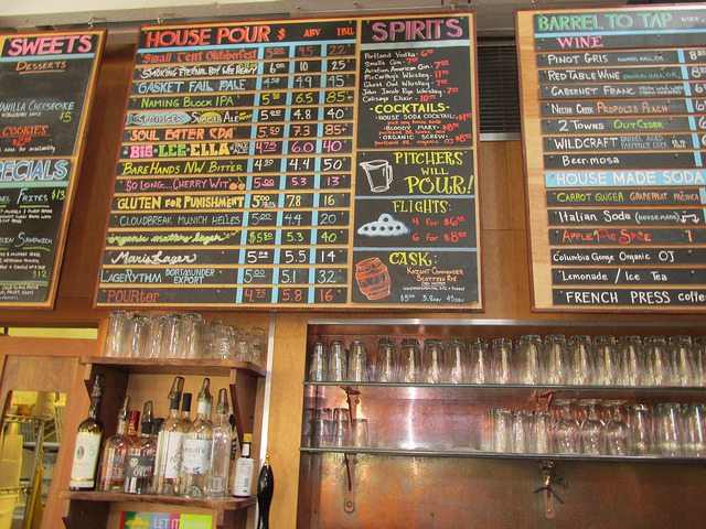 falling sky brewing, eugene, oregon