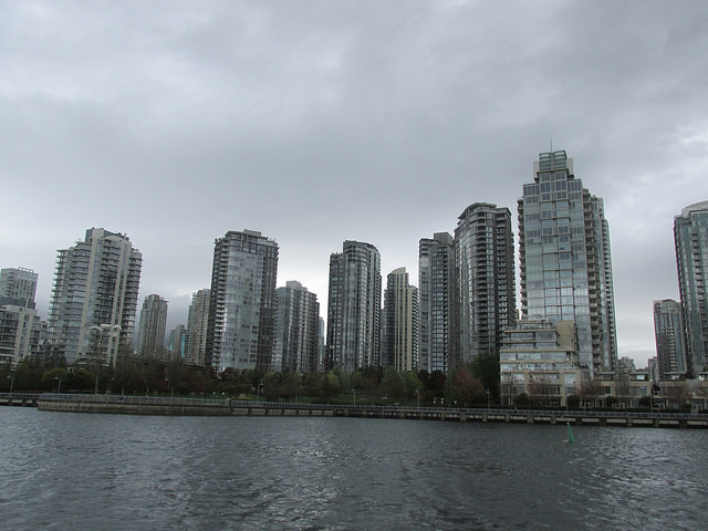 false creek, vancouver, british columbia, canada