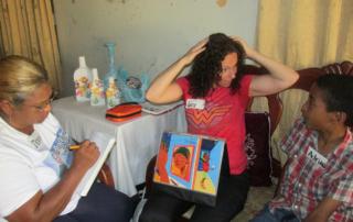 laura scott, cupey, dominican republic, community english, fathom travel