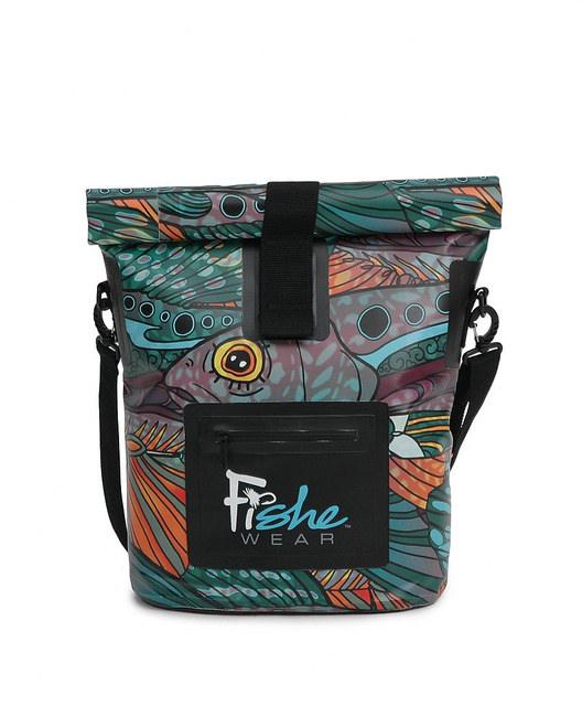 fishewear dry bag, anchorage, alaska, travel gear