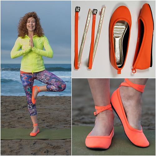 flipslips, foldable shoes, travel gear, travel shoes
