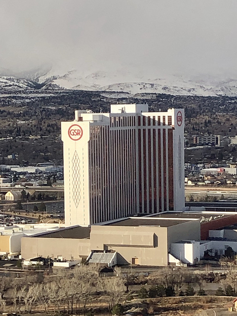 Stay And Play At Grand Sierra Resort And Casino In Reno Nancy D Brown