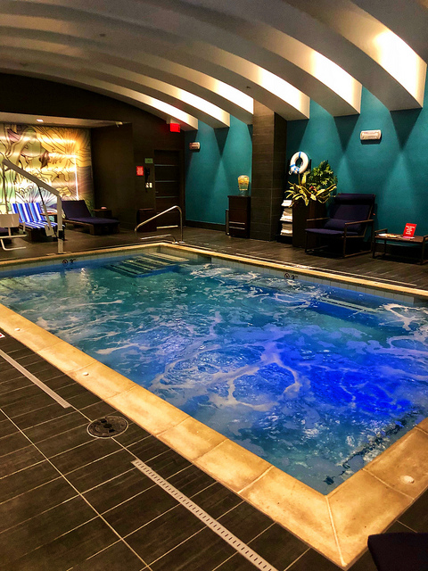 whirlpool spa, stay and play at grand sierra resort, reno nevada hotel spa