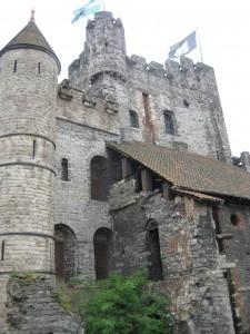 nancy d. brown, ghent, belgium, flanders, castle of the counts