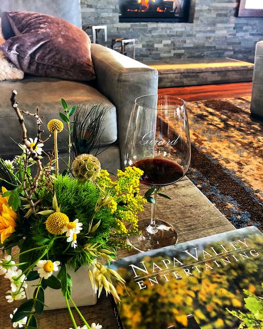 girard winery cabernet sauvignon, how to do calistoga like a local, wine tasting calistoga california