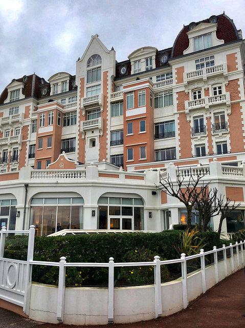grand hotel thalasso & spa, saint jean de luz bay, nouvelle aquitaine, france