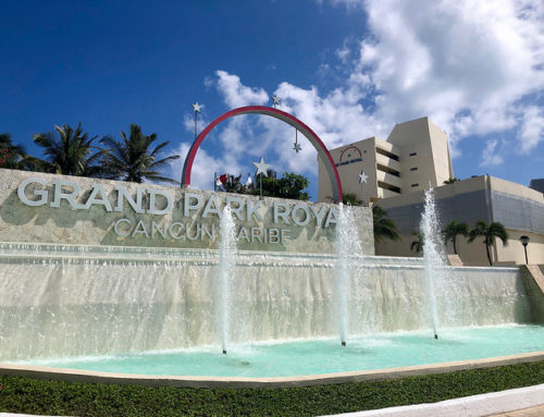 Grand Park Royal Cancun All Inclusive Luxury in Mexico