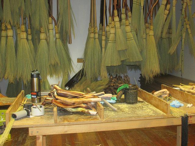 granville island broom company, art scene, vancouver