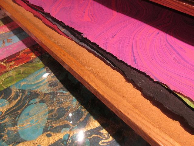handmade paper, paper-ya, granville island