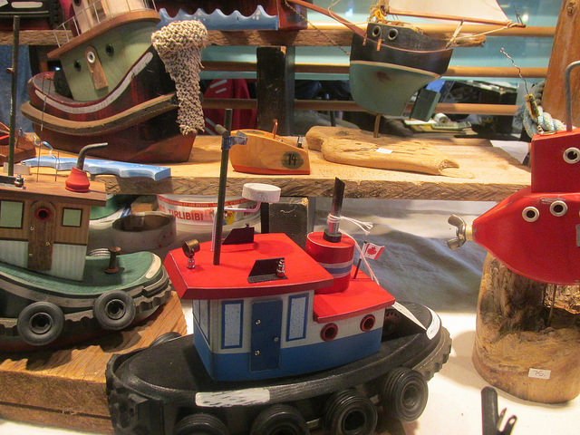 boats, vancouver, granville island arts