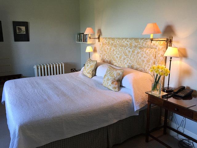 minas room, gregans castle, hotel in ballyvaughn, county clare, ireland