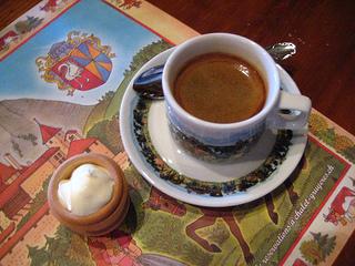 """""""Espresso and cream"""""""