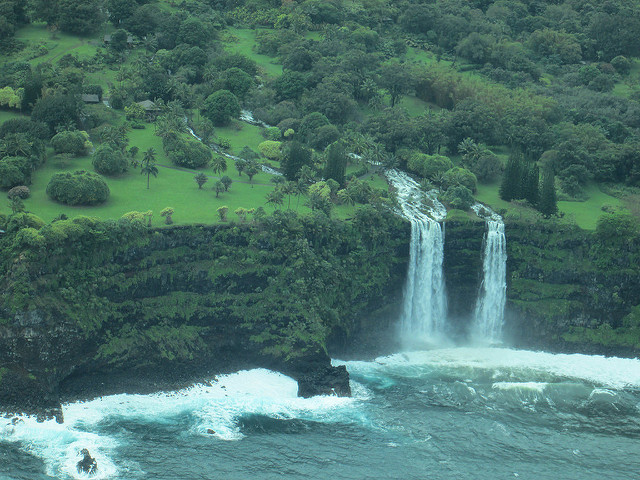 things to see and do in hana, hana waterfalls, hana hawaii waterfall