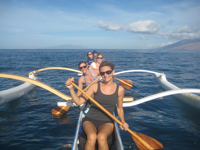 hawaiian sailing canoe, things to see and do in maui, maui hawaii things to do, pacific ocean, nancy d brown