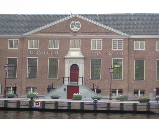 hermitage, amsterdam, museum, holland