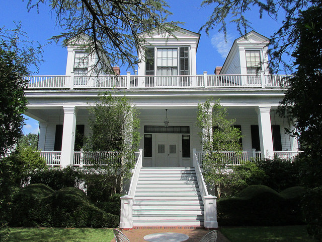 holly hedge, antebellum, camden, south carolina, historic home