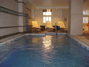 """""""Home2 Suites Pool"""""""
