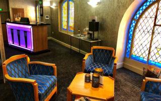 hotel bayonne etche ona lobby, best western premier, bordeaux, france
