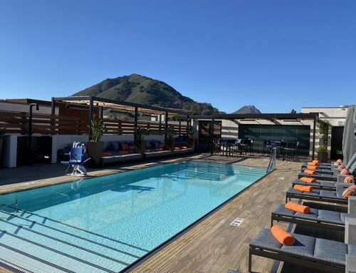 Hotel Cerro: Hotel in SLO, CA Review
